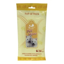 Best Seller Pet Wet Wipes with Cleaning