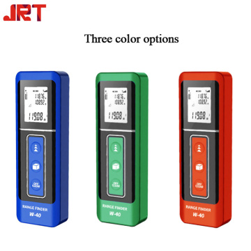 IP54 Waterproof Handheld Laser Distance Meter 40M
