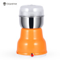 Electric coffee bean seasoning and spice grinder