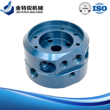 Turning Aluminum Case Part
