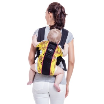 Free To Grow Printed Baby Carrier