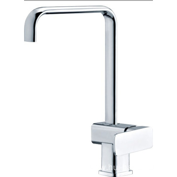 Single Handle Bathroom Brass Basin Faucet Sink Tap