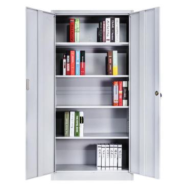 Iron Office Storage Cupboard with four Shelves