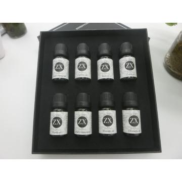 OEM cosmetic grade essential oil set 8