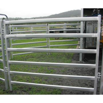 Livestock panels cattle fences