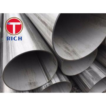 2507 big diameter stainless pipes