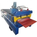 Aluminum Sheet Roof Water Ripple Roll Forming Machine