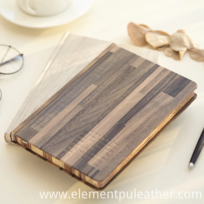 Wood Grain Paper for Modern Book