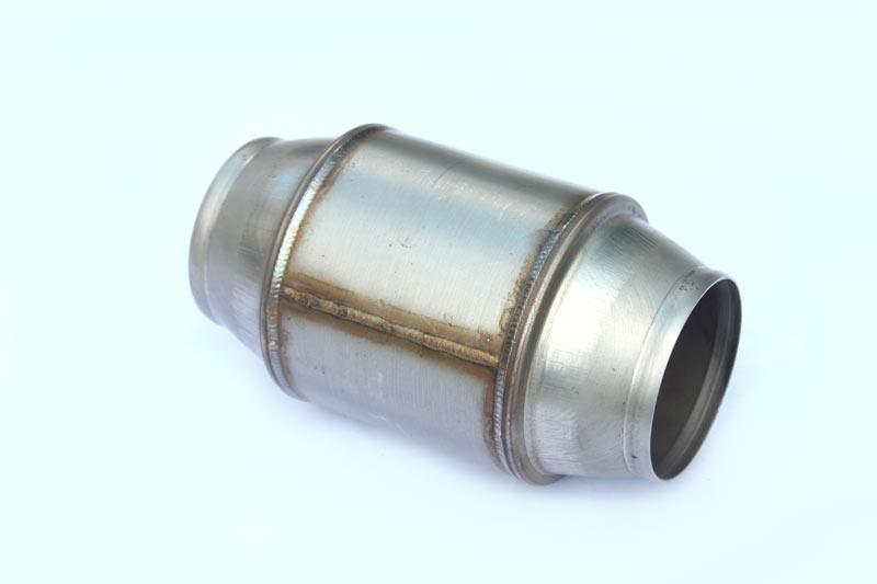 Round Catalytic Converter 1301028