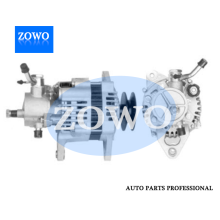 ZWIU013-AL ISUZU CAR ALTERNATOR 80A 12V