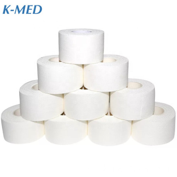 High Quality adhesive Zinc Oxide Cotton Tape