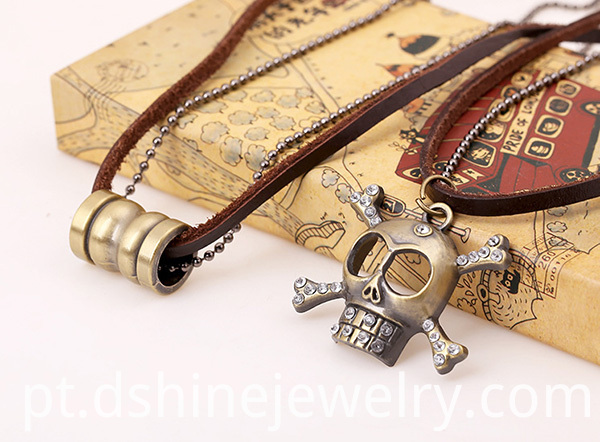 Mens Pendant Necklace