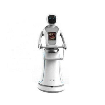 Automatic Hotel Robots Delivery Food