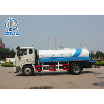 SINOTRUK HOWO Water Tank Truck For Road Flushing