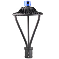 50W Outdoor post top for Garden Pole Lights