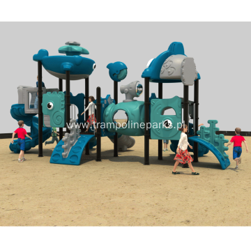 Professional Manufacture Kids Playground Play Station
