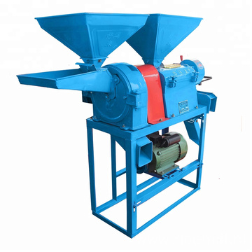 Flour Mill Machinery And Small Rice Milling Machine