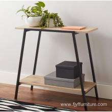 Living Room Painted Console Table Set