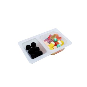 Disposable Custom Jam Sauce Plastic Container Blister Tray