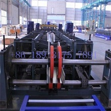 Automatic cable Tray roll forming making machine
