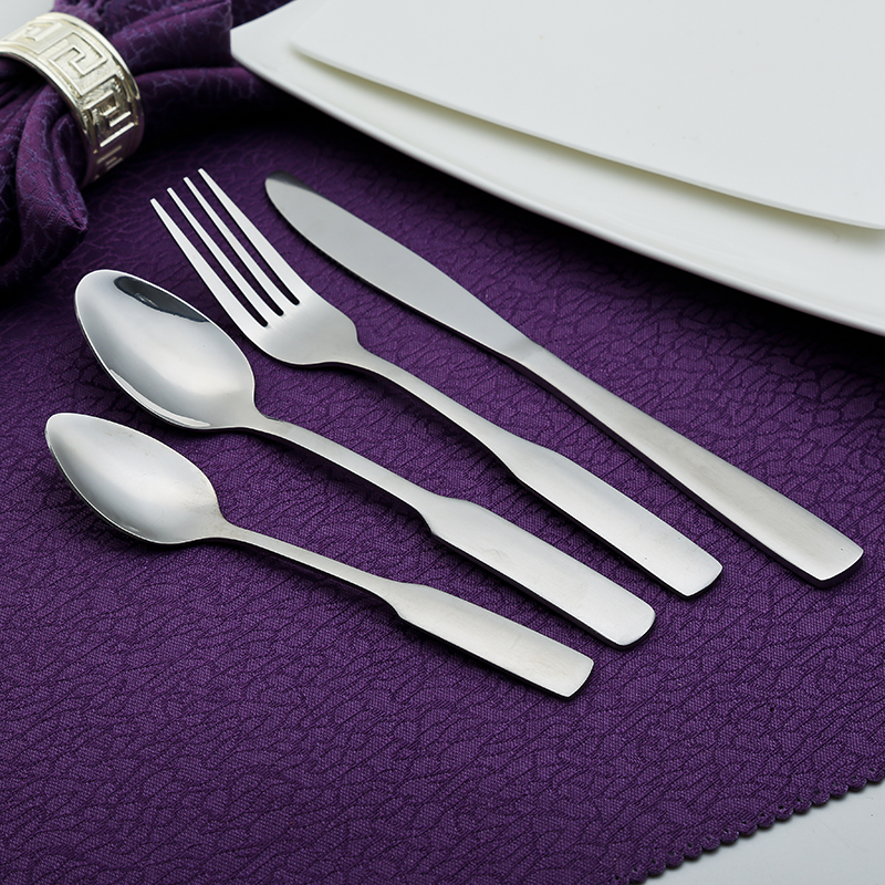 Popular Stainless Steel Flatware
