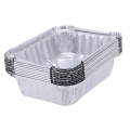 Food grade safety Aluminum Foil Baking Box