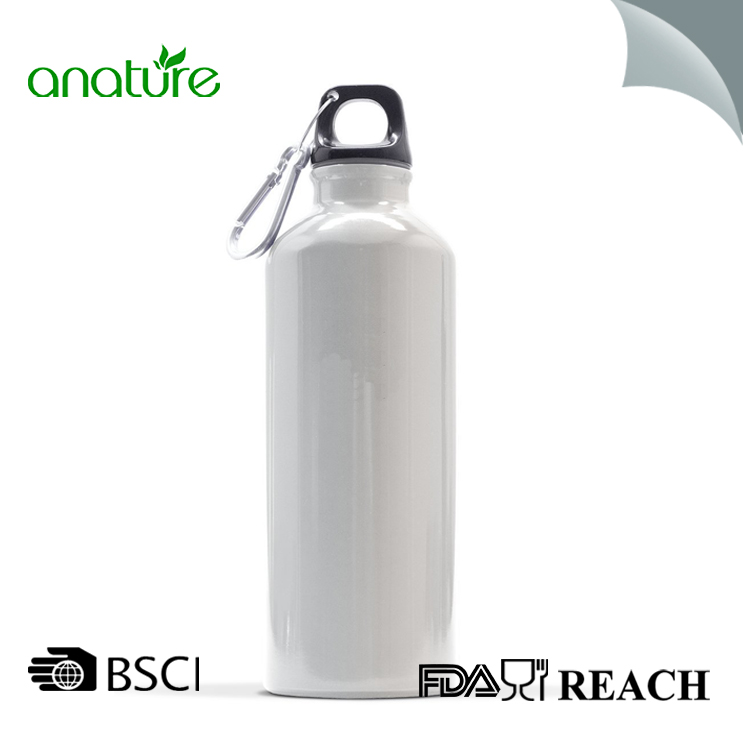 600ML Stainless Steel Single-Layer Water Bottle