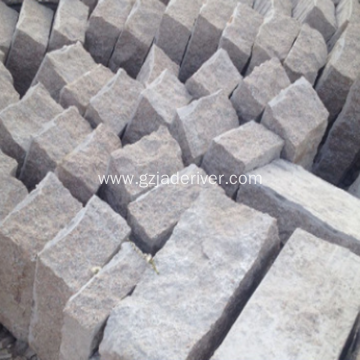 Granite Special Shaped Stone Reservoir Dam Slope Protection