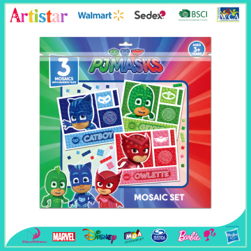 PJMASKS foil bag Mosaic set