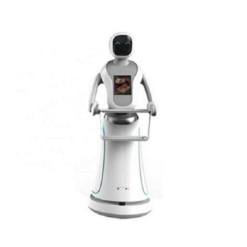 Interactive Food Delivery Robot For Hotel