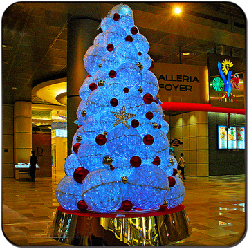 Outdoor Creative Commercial Giant Led Christmas Tree