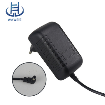 12V 2A Wall Mount AC/DC Power Adapter 24w