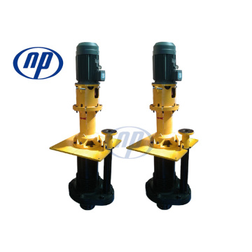 65QV-SP Acid resistant Solid Slurry Sump Pump