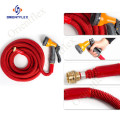 flat fabric expandable stretch hose 75 feet