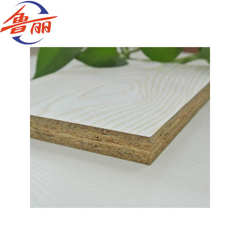 18mm Melamine faced particle board