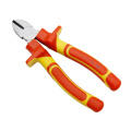 Professional VDE diagonal  cutting pliers