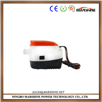 DC electric auto submersible water pump