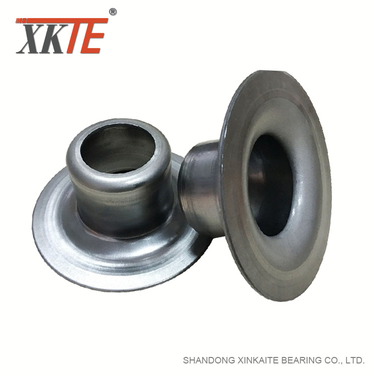 DTII/TK/TKII Pressed Conveyor Roller End Cap