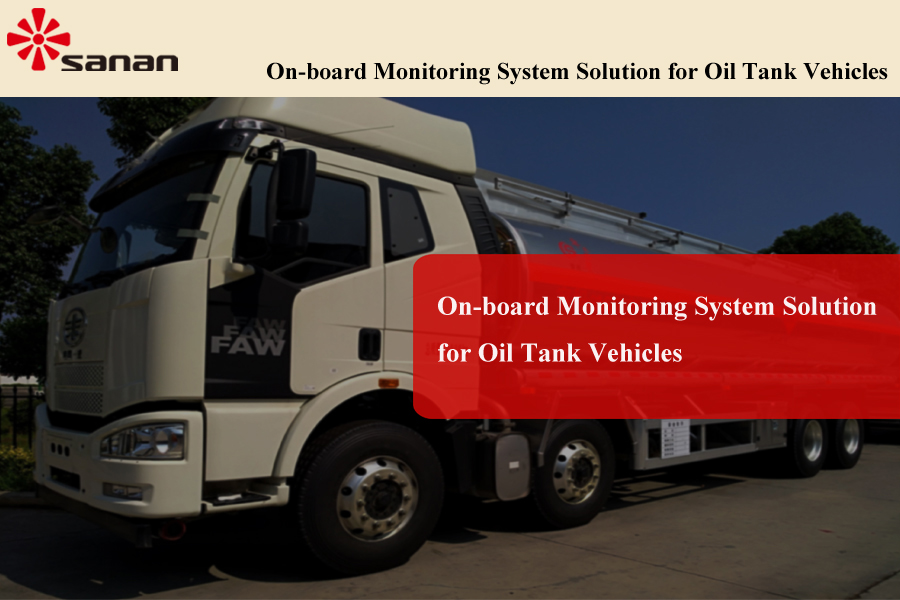 On-board Monitoring System Solution for Oil Tank Vehicles