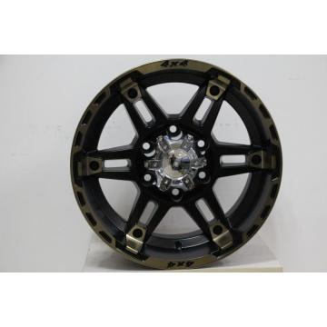Bronze Coating alloy wheel Tuner