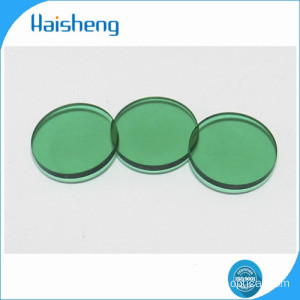 LB18 green optical glass filters