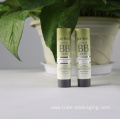 20ml cosmetic plastic tube for face clean packaging