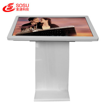 47inch Multi touch LCD screen information services kiosk