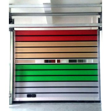 Aluminum Alloy Turbine High Speed Door