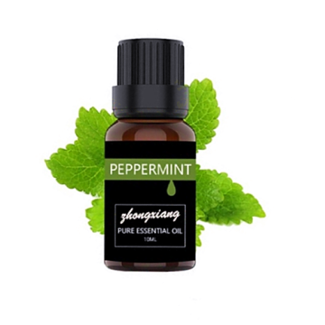 Food Grade Oil Chemicals Raw Material Peppermint Oil