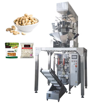 Cashew Filling and Packaging Machine