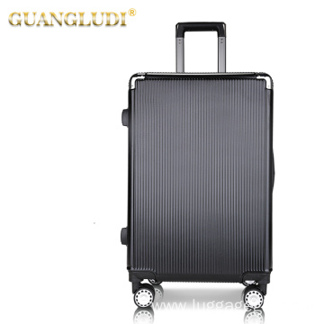 Lightweight spinner wheels elegance luggage set