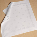 Beautiful Cotton Damask Napkin Cloth