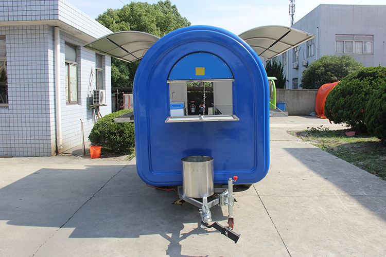 trailer food towable
