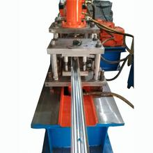 safety palisade fence making machine